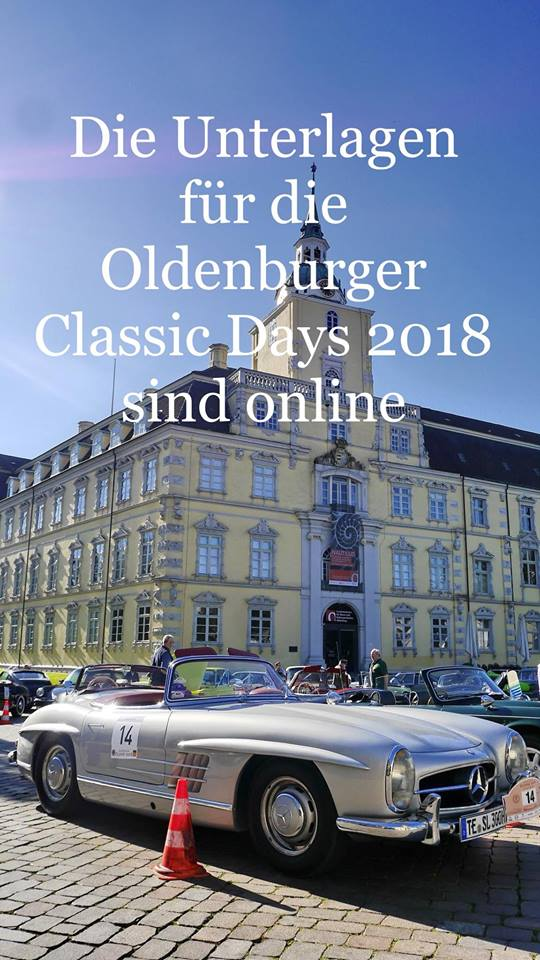 ausschreibungen und nennung online oldenburger classic days 2019. Black Bedroom Furniture Sets. Home Design Ideas